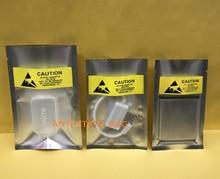 10000pcs 10*17cm Large open top Electronic Components Batteries Anti Static Plastic Packaging Bag Storage plastic Bags