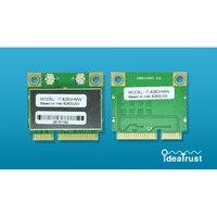IT-8260HMW intel Dual Band Wireless AC 8260 Intel8260 8260 AC 2.4 & 5 גרם Bluetooth 4.2 כרטיס רשת WiFi MiniPCIe PK 7260HMW 7260AC