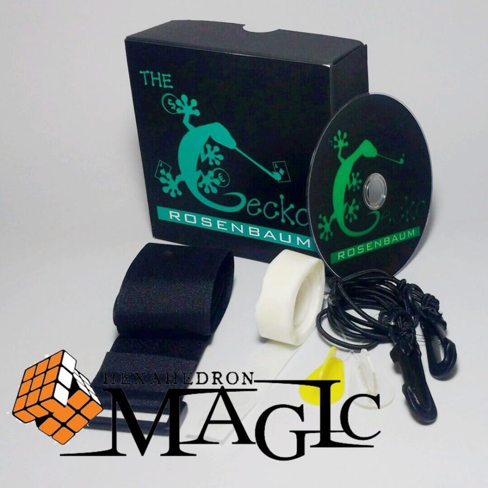 Gecko By Jim Rosenbaum /close-up Vanish Magic Trick / Wholesale / Free Shipping