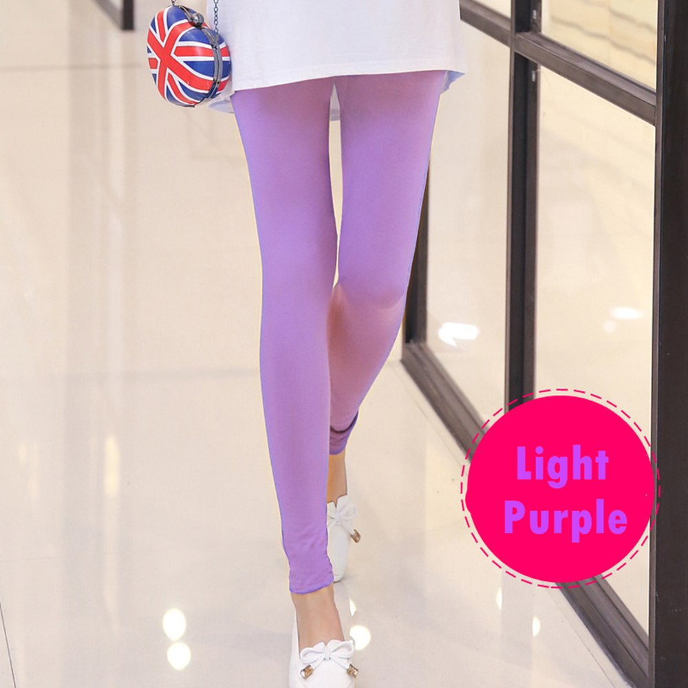 9 Renkler İlkbahar / Sonbahar Ayarlanabilir Artı Boyutu Analık Tayt Yüksek Bel Analık Ince Pantolon Modal Hamile Tayt Pantolon