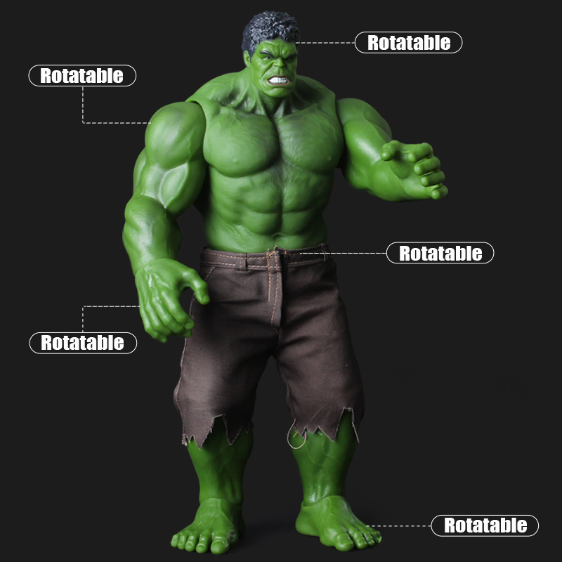 HUGE the Hulk Action Figure Marvel Lagends Toy Incredible Collection 42//55cm