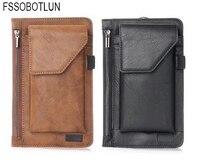 High Quality Multi Functional Zipper Mountaineering Bag Vertical Belt Waist Phone Case Holster ForMeizu M3 Max