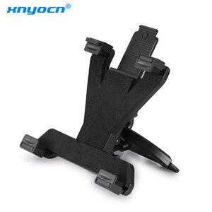 Image 1 - Универсальный автомобильный держатель для планшетного ПК 7 8 9 10 11 дюймов, автомобильный держатель для CD планшетного ПК, подставка для IPad 2 3 4 5 Air для Galaxy Tab