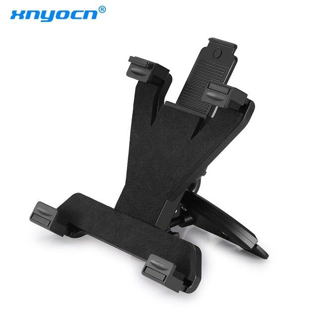 Универсальный автомобильный держатель для планшетного ПК 7 8 9 10 11 дюймов, автомобильный держатель для CD планшетного ПК, подставка для IPad 2 3 4 5 Air для Galaxy Tab