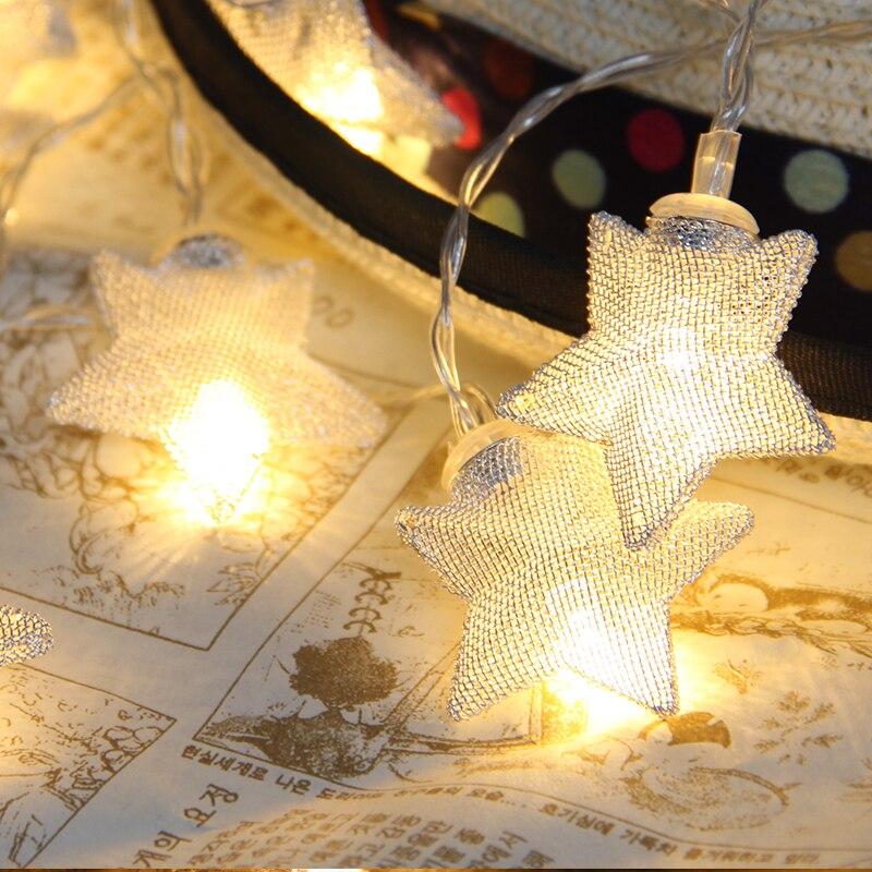 Acquista all'ingrosso online stella stringa luci per camera da ...