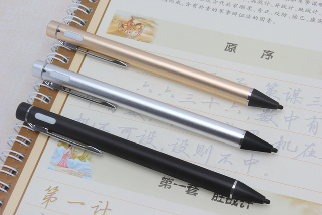 Fine Point Active Stylus Pen Capacitive Screen Touch Drawing Pen for Tablets & Smartphones