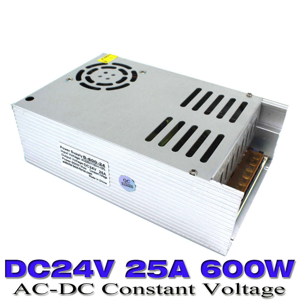 new model led power supply dc24v 600w power source ac dc. Black Bedroom Furniture Sets. Home Design Ideas