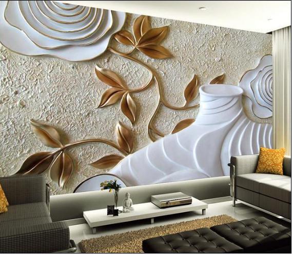 Wallpaper Bedroom Living Room