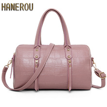 Fashion PU Leather Bag For Women Famous Brand Handbag 2017 Sac Femme Ladies Shoulder Crossbody Bag