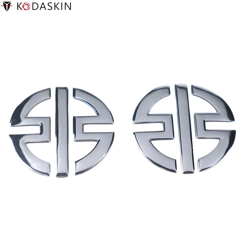 5cm Motorcycle 3D S Logo Fuel Tank Badge Fairing Emblem Decal Sticker For Suzuki