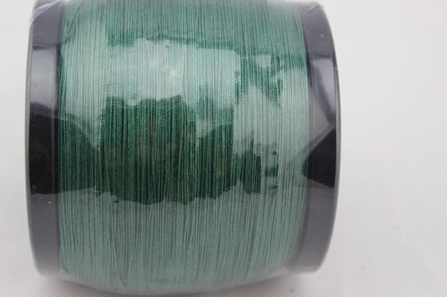 Free Shipping! 1000M/Piece 100lb PE BRAID FISHING LINE 0.6mm 8 weave Super Strong