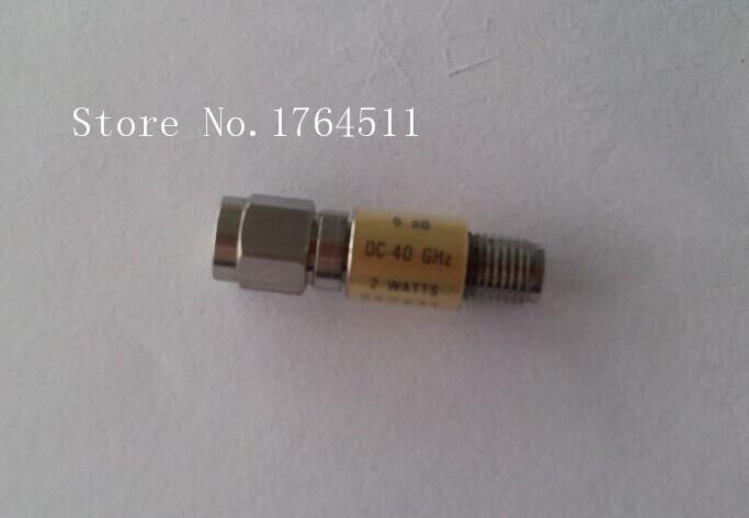 [BELLA] WILTRON 41KC-6 DC-40GHZ 6dB RF fixed precision attenuator 2.92mm