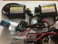 55W Xenon Hid Kit Xenon H7 H4 H1 H3 H8 H9 H11 9005 9006 4300K 6000K