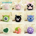GUANDIN,Pokemon Childhood Anime Small Ball Wool Felt Pokes Adult Handmade DIY Production Wool Felt Material Package