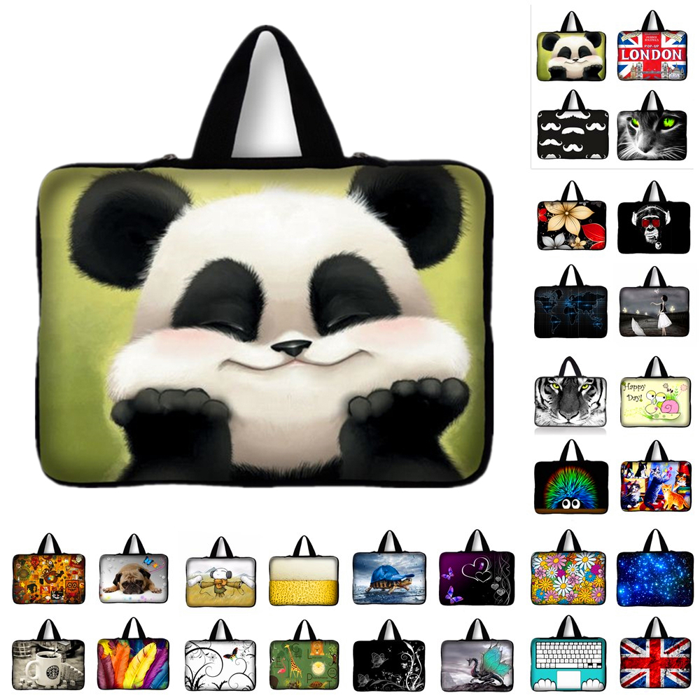 10.1 12 13 13.3 Laptop Notebook Computer PC Handle Sleeve Case Bag Cover Pouch For Samsung Sony Lenovo Asus 14 15.4 15.6 17.3
