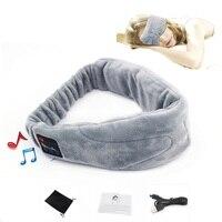 Uneed Bluetooth Phone Headphone With Mic Foldable Wireless Sleep Headphones Anti noise Headband Sleeping Headset fone de ouvido