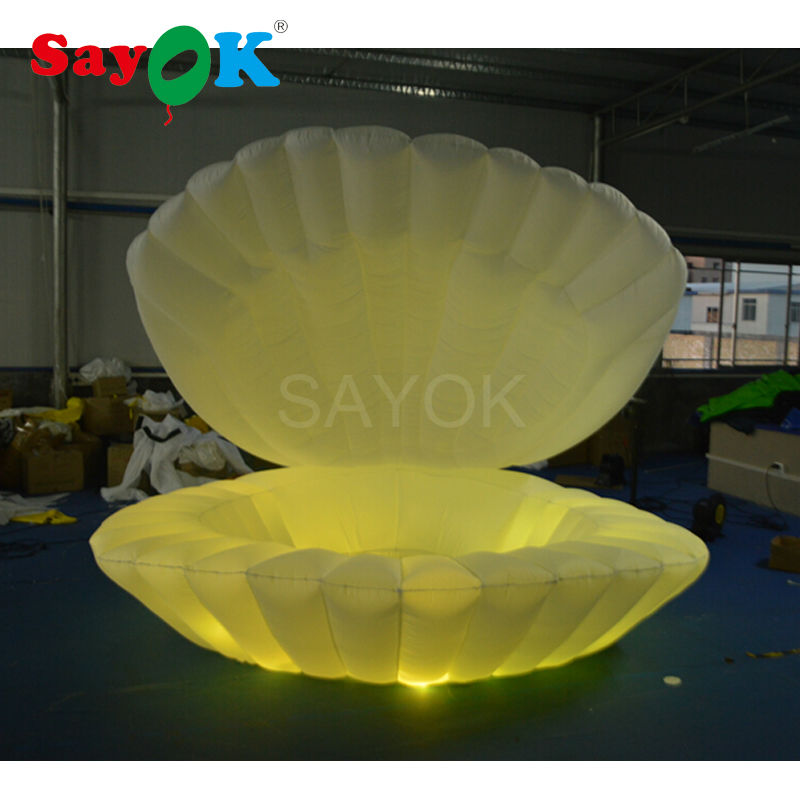 Party decoration supplies in guangzhou promotion shop for giant inflatable led light bulb stage shell wedding decoration supplies in guangzhou junglespirit Choice Image