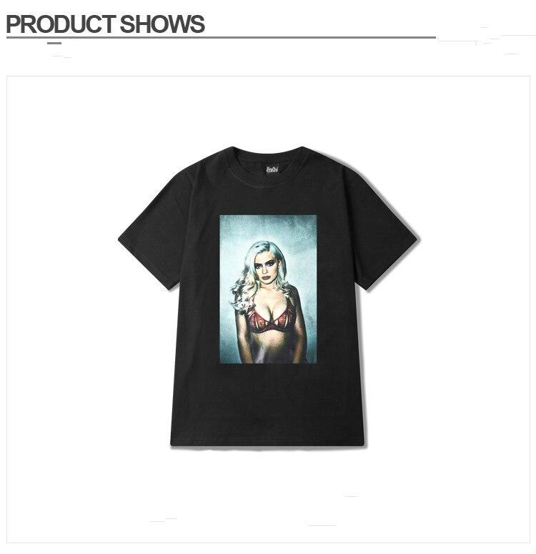 47af3dba610a Size 3xl Europe And The West Coast Hip hop Skateboard Bboy T Shirt ...