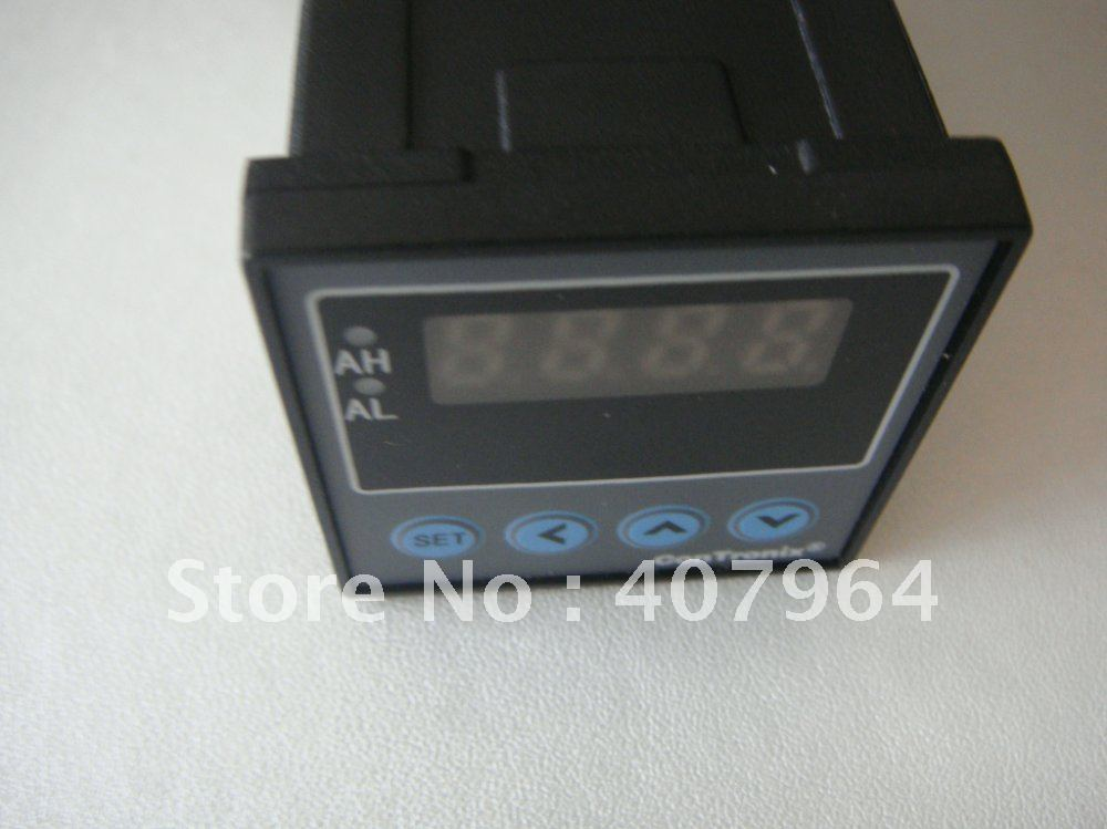 цена на One Channel  Digital Temperature Controller Pt100 Input with alarms output