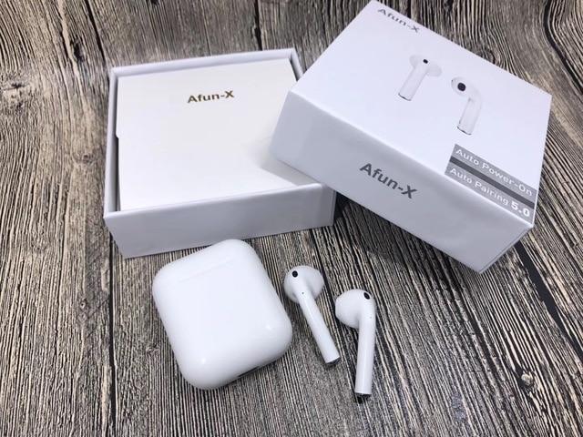 9f9f587c803 Auriculares inalámbricos Bluetooth con Control táctil Auriculares  auriculares micrófono Pods auriculares de música para Iphone Android