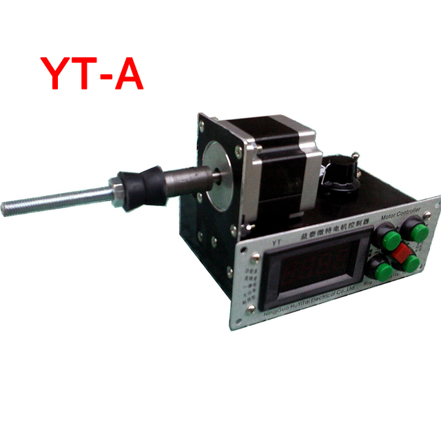 220V YT-A Precision Digital Control automatic Low Variable Speed Coil  Winding machine Winder 2-Directions 1pc