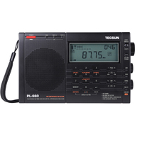 Tecsun PL 660 Portable High Performance Full Band Digital Tuning Stereo Radio FM/MW/SW/LW Radio SW SSB