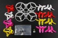 Kingkong LDARC TINY 7X TINY7X KIT 75mm Frame for Mini FPV Racing Drone Quadcopter RC Racer