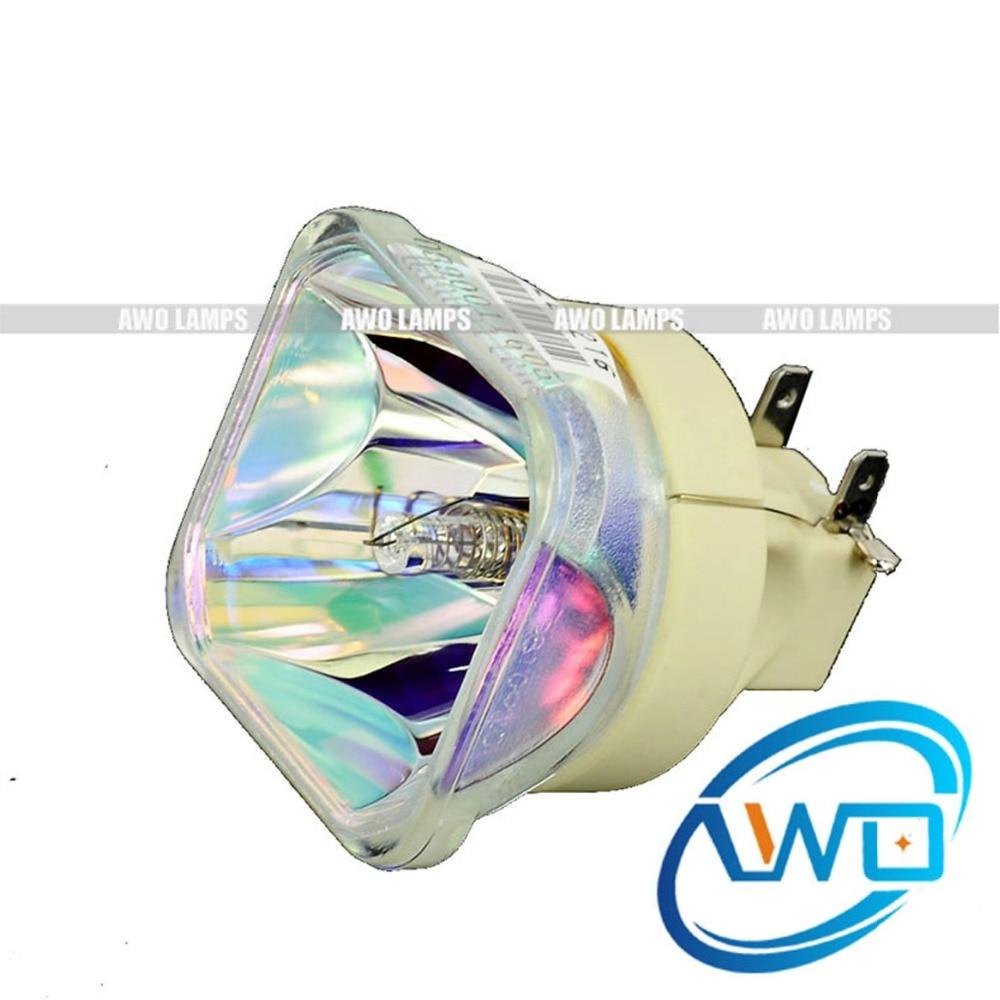 AWO ET-LAV100 100% Original Projector Lamp for PT-BW30 PT-BX40 PT-BX41 PT-VW330 PT-VX300 PT-VX400 PT-VX400EA PT-VX400NT PT-VX430 projector lamp original bare blub lav100 for panasonic pt vw330 pt vx400 pt vx41