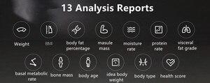 Image 3 - 2019 Xiaomi Mi Smart Body Fat Scale 2 Bluetooth 5.0 Balance Test Body Xiaomi Mi Body Composition Scale 2 Monitor LED Display
