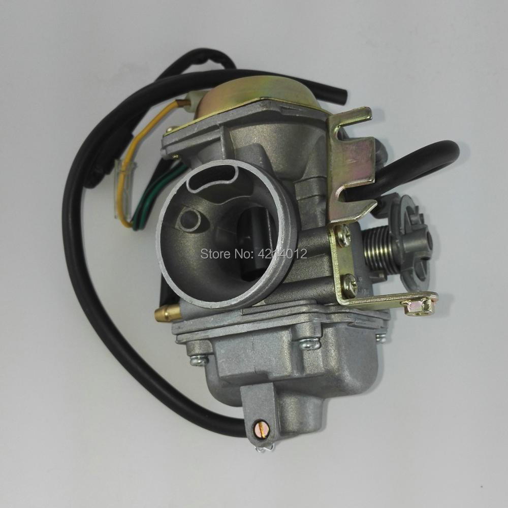 Image 4 - 30mm Carburetor PD30J for 250cc water cooling Scooter ATV QUAD 172MM CF250 CH250 CN250 HELIX Qlink Commuter 250 Roketa MC54 250B-in Carburetor from Automobiles & Motorcycles