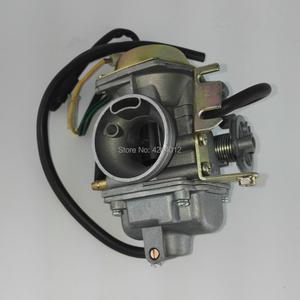 Image 4 - 30mm Carburetor PD30J for 250cc water cooling Scooter ATV QUAD 172MM CF250 CH250 CN250 HELIX Qlink Commuter 250 Roketa MC54 250B