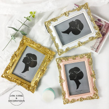 European - style retro resin photo frame creative wall combination studio home jewelry