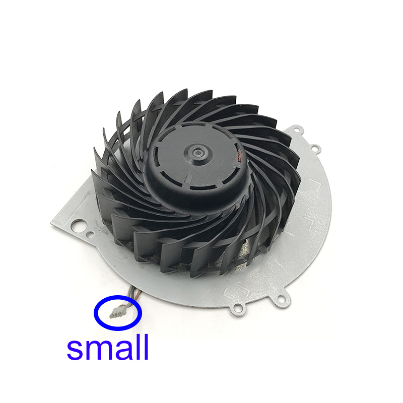 10Pcs Original USED Replacement Internal CPU Cooling Fan For PlayStation 4 PS4 G85B12MSIBN 56J14 DC12V 1.40A CK2MC-in Replacement Parts & Accessories from Consumer Electronics    2