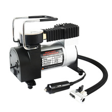 12V Portable Car Electric Inflator Pump Air Compressor 80PSI Electric Tire Tyre Inflator Pump for for Auto Bicycles Motorcycle недорого