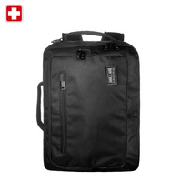 Swisswin Swissgear Wenger 2 In 1 Shoulders Backpack High Quality Brifecase Designer Backpack Business 15 6