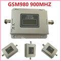 Новый ЖК-Дисплей GSM 900 дб МГц Мобильного Телефона GSM980 Усилитель Сигнала, GSM Репитер Сигнала, сотовый Телефон Усилитель ОПТОВАЯ