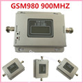 New LCD Display GSM 900Mhz Mobile Phone GSM980 70db Signal Booster , GSM Signal Repeater , Cell Phone Amplifier WHOLESALE