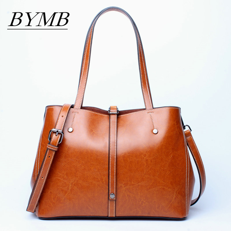 2017 New 100% LUXURY Genuine Leather Women Shoulder Bag Brand Designer Cowhide genuine leather handbags Skin Crossbody bag new american luxury style 100% oil genuine leather women composite shoulder bag brand designer cowhide handbags tote li 1358