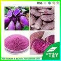 Завод поставлять Природный Фиолетовый сладкий картофель extract powder 10:1 900 г/лот бесплатная доставка