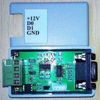 Conversor/wg26/34 232/wiegand serial/porta com/transmissão wigan bidirecional (16 hex)