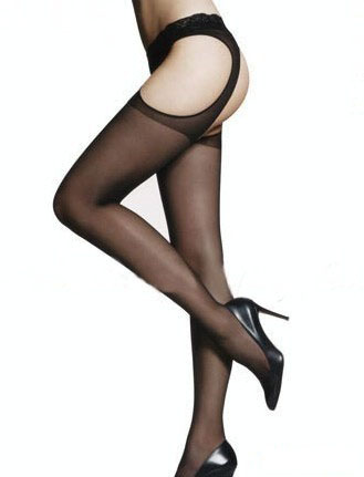 5b7b24f7586 Sexy women carved empty free stockings around the open multi-color pantyhose  package core wire