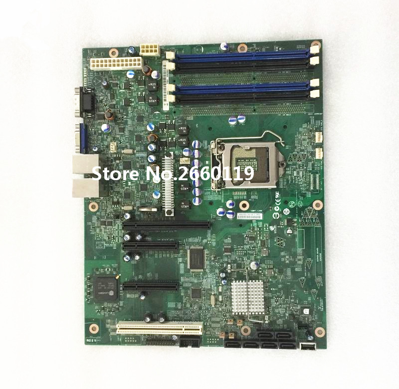 Server motherboard for S3420GP mainboard Fully tested