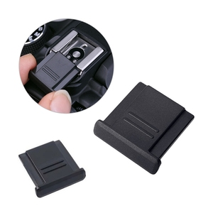 Flash Hot Shoe Cap Protector Protective Cover Case BS-1 for Canon Nikon Olympus Panasonic Pentax DSLR SLR Camera Accessories(China)