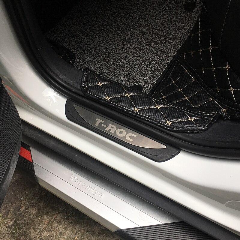 Estate Polo /& T-Roc 2017+ Genuine New VW VOLKSWAGEN BOOT BADGE Passat B8 2015