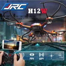 JJRC H12W 2,4G 4 CH 6-Achsen-gyro RC FPV Quadcopter Wifi Drone mit 2.0MP HD Kamera Headless modus und 3D Rolle Eders