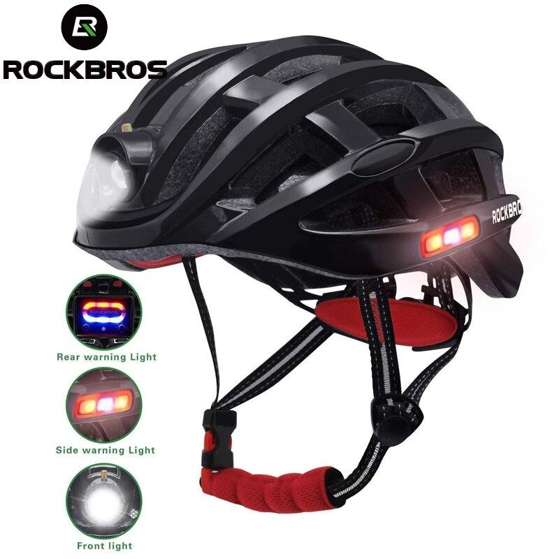 ROCKBROS Licht Radfahren Helm Fahrrad Ultraleichte Helm Integral geformten Mountain Road Fahrrad MTB Helme Sicher Männer Frauen 57  62 cm-in Fahrradhelm aus Sport und Unterhaltung bei AliExpress - 11.11_Doppel-11Tag der Singles 1