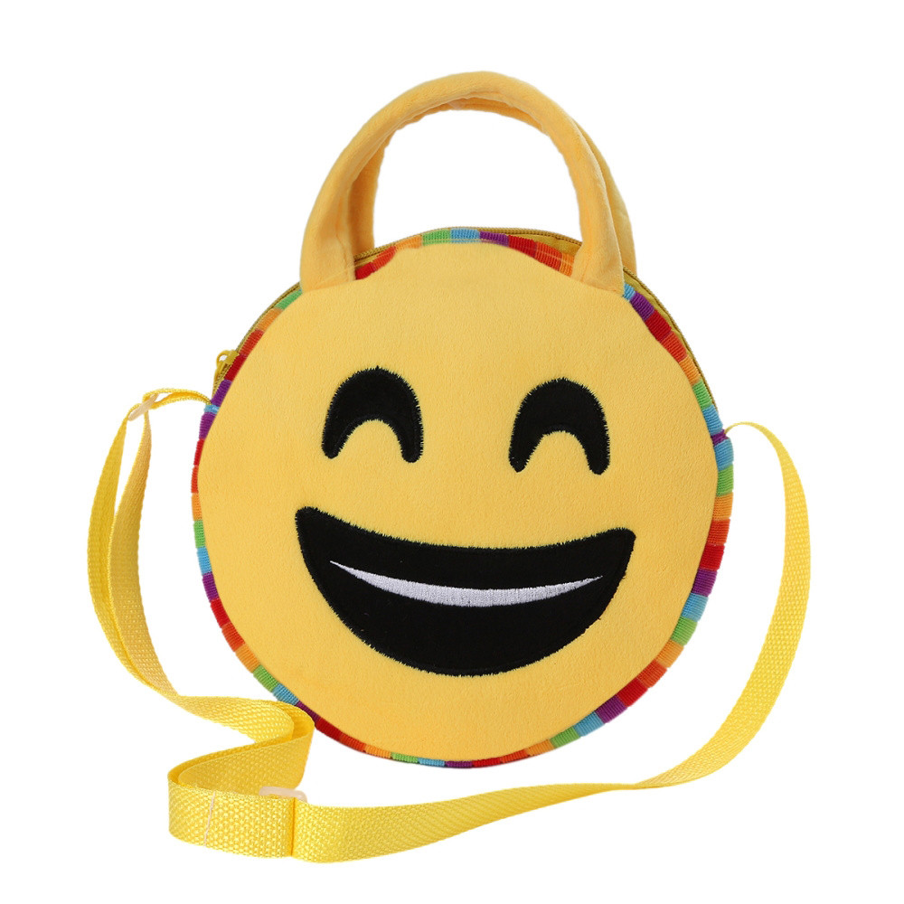 emoticon bolsa de ombro bolsa Gender : Women, girl