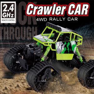 Image 3 - 4WD Snowfield Rock Crawler Carro Carro de Controle Remoto de 2.4 Ghz