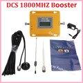 Полный Комплект GSM 4 Г LTE 1800 дб GSM 4 Г DCS Ретранслятор 1800 Сотовый Усилитель Мобильный Усилитель Сигнала DCS 1800 мГц 4 Г Repetidor Антенны