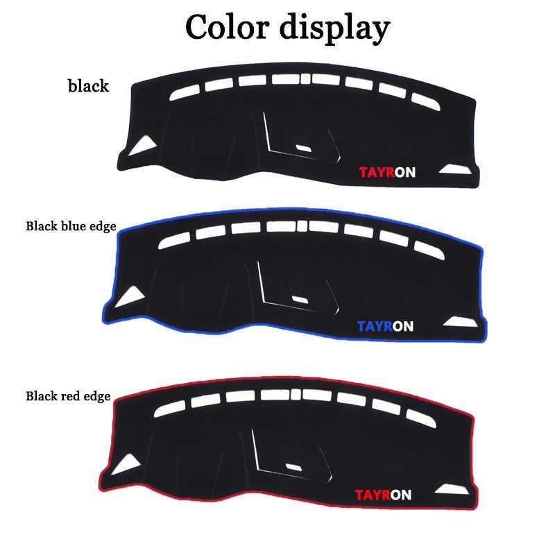 Приборная панель автомобиля Избегайте light Pad для Volkswagen TAYRON 2019 Инструмент платформа Настольная Крышка коврики ковры автомобильный предмет интерьера